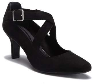 Rockport Sharna Cross Strap Pump - Wide Width Available