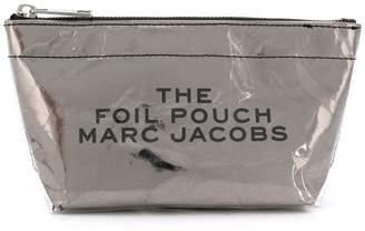Marc Jacobs Foil travel pouch