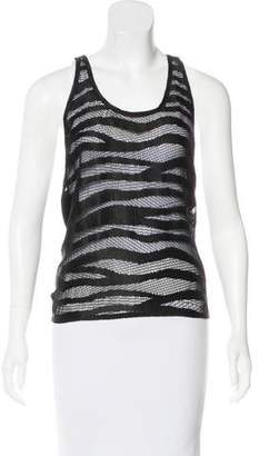 Alexis Sleeveless Lace Top