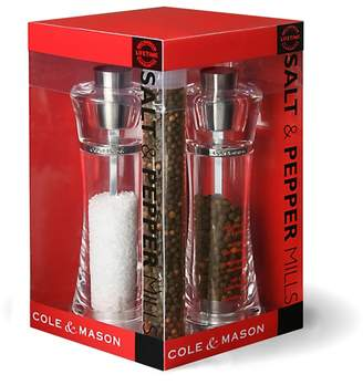 Cole & Mason 'Roma' Salt And Pepper Gift Set With Refills