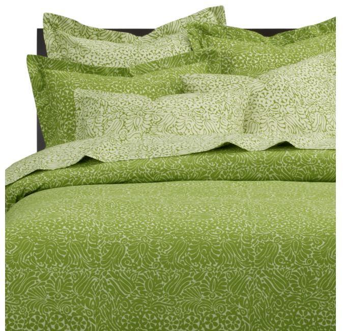 Marimekko ® Tamara Green Pillow Sham