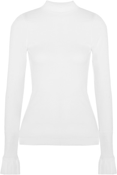 Maggie Marilyn The Composed Ribbed-knit Sweater