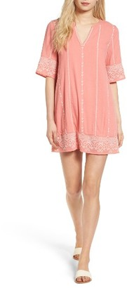 Women's Hinge Embroidered Caftan $89 thestylecure.com