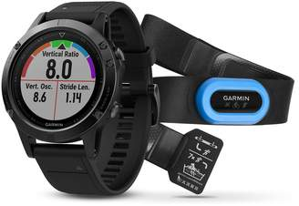 Garmin fenix 5 Sapphire Activity Tracker Performer Bundle