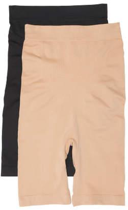 2pk Seamless Thigh Slimming Shapewear