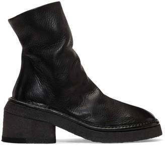 Marsèll Black Buraccia Boots