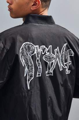 Urban Outfitters Prince 1999 Outline Bomber Jacket