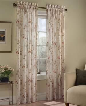 "Chantelle United Curtain Co Inc 48"" X 63"" Window Panel"
