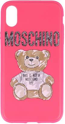 Moschino Iphone Xr Phone Case