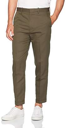 Vince Men's Drop-Rise Cuffed Trouser