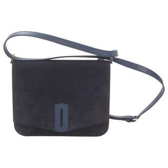 Byredo Navy Suede Handbag