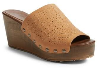 Hinge Agitha Platform Wedge Sandal