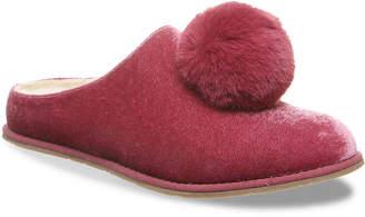 BearPaw Tango Pom Scuff Slipper - Women's