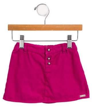 Armani Junior Girls' Corduroy Skirt