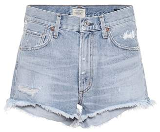 Citizens of Humanity Danielle mid-rise denim shorts