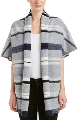 Derek Lam 10 Crosby Blanket Wool Cardigan
