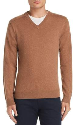 Theory Valles Cashmere V-Neck Sweater