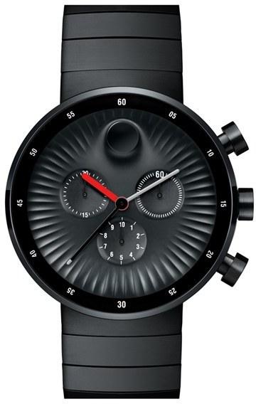 Movado 'Edge' Chronograph Bracelet Watch, 42Mm