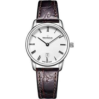 Dreyfuss & Co Dreyfuss Womens Watch DLS00146/01