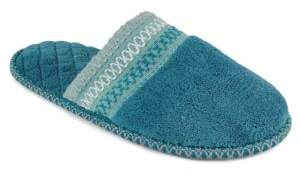 Muk Luks Quilted Slippers