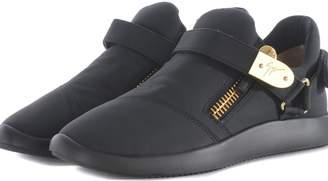 Giuseppe Zanotti Rubberized Slip-on Sneakers