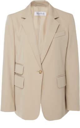 Max Mara Unno Wool Blazer Jacket