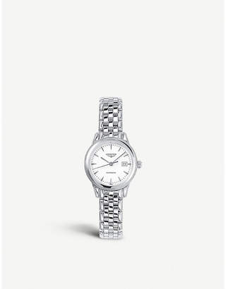 Longines L4.374.412.6 Flagship stainless steel watch
