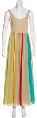 Alice + Olivia Sleeveless Maxi Dress