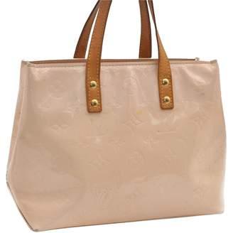 Louis Vuitton Beige Patent leather Handbag