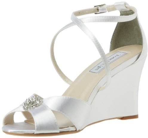 Touch Ups Women's Mickey Wedge Sandal