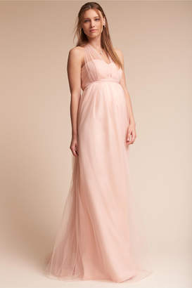 Jenny Yoo Serafina Maternity Dress