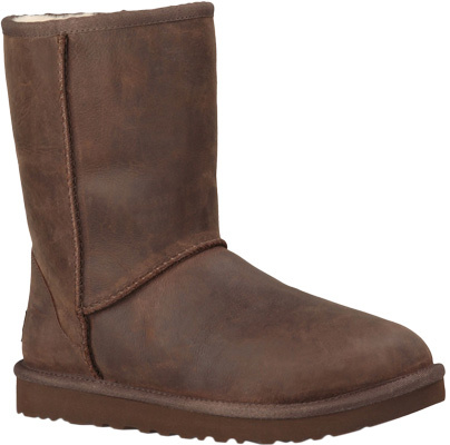 UGG Women's UGG Classic Short Leather Boot