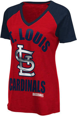 G-iii Sports Women's St. Louis Cardinals Game On T-Shirt