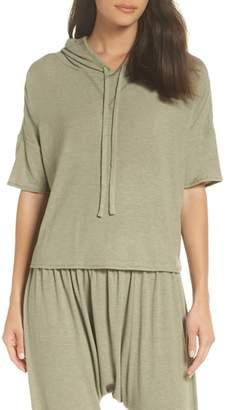 Honeydew Intimates Jersey Hooded Top