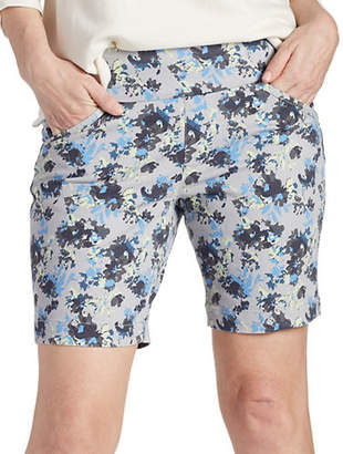 Jag Jeans Ainsley Floral Twill Shorts