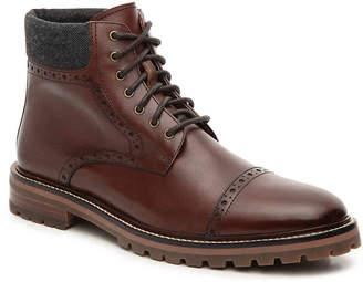 Warfield & Grand Porter Cap Toe Boot - Men's