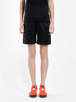 Alexander Wang Adidas By ADIDAS BY BLACK SOCCER SHORTS
