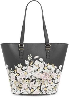 Karl Lagerfeld Paris Ellie Hermine Floral-Print Tote