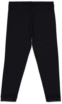 2e585d1cbdf25c Girls Lace Leggings - ShopStyle UK