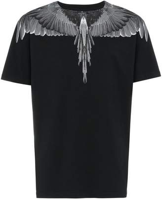 Marcelo Burlon County of Milan wings cotton t-shirt