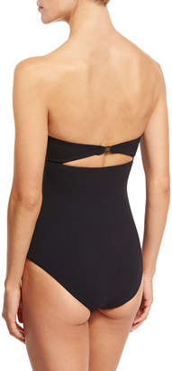 Marysia Swim Antibes Scalloped One-Piece Swimsuit