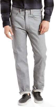 Levi's Levis Men's 501 Original Shrink-To-Fit Jeans