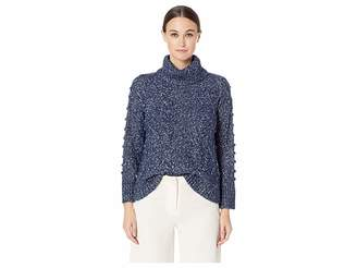 Kate Spade Broome Street Chunky Cable Sweater