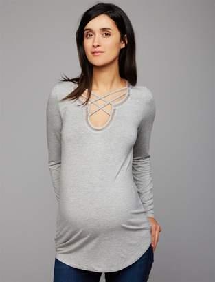 Daniel Rainn A-line Maternity Top