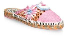 Sophia Webster Tansy Espadrille Mules