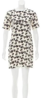 Marni Floral Sheath Dress