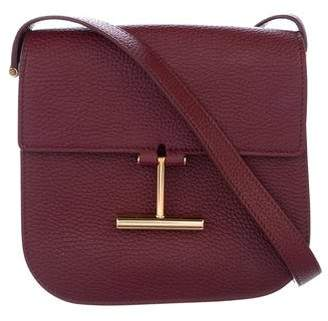 Tom Ford Grained Leather Crossbody Bag