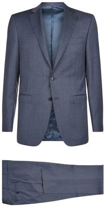 Canali Mini Houndstooth Two-Piece Suit