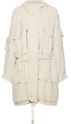 Acne Studios Leto Twill Hooded Jacket