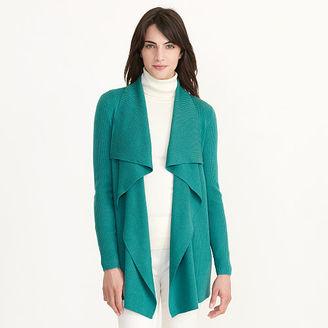 Ralph Lauren Ribbed Wool Cardigan $185 thestylecure.com